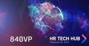 HR Tech HUB y 840 Venture Partners se unen para impulsar la innovación en RRHH
